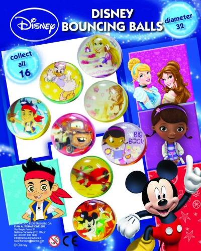 disney sprettballer bouncing balls 32mm