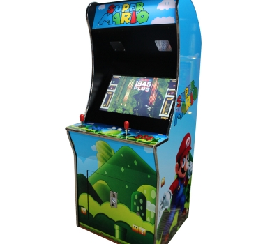 Super Mario arcademachine for utleie og salg